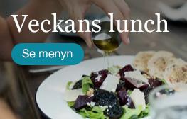 Veckans Lunch